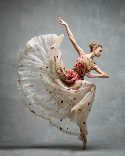 Miriam Miller. New York City Ballet.